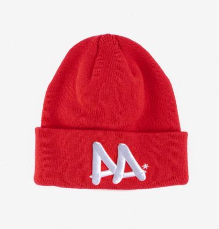 ADVITA-Beanie-Logo-Red
