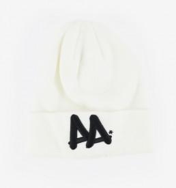 ADVITA-Beanie-Logo-White