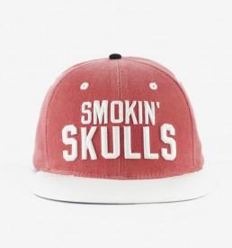 ADVITA-Cap-SmokinSkulls