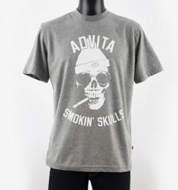 ADVITA-Tshirt-SmokinSkulls